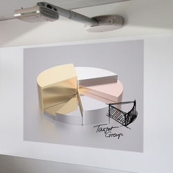 3M™ Projection Screen Whiteboard Film PWF-500 | Effect / Refinement films | 3M