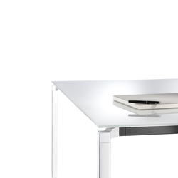 Conversa | Multimedia conference tables | Wilkhahn