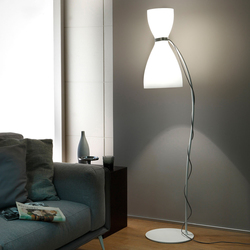 Diafano Floor lamp | General lighting | La Référence