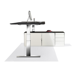 Winea Pro | Standing tables | WINI Büromöbel