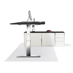 Winea Pro | Standing tables | WINI Büromöbel