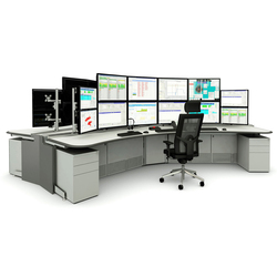 Axess | Control room | Tische | SBFI Limited