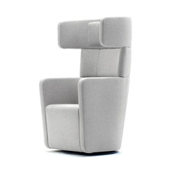 PARCS Wing Chair | Lounge chairs | Bene