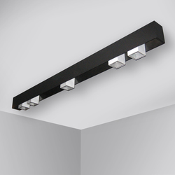 Volcano System | Ceiling-mounted spotlights | B.LUX