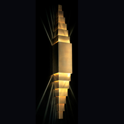 Wall Mounted Torch Lights : Light objects #5 Wall-mounted lights Interior lighting