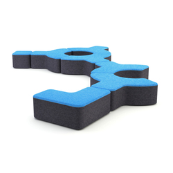 Signs | Modular seating systems | Loook Industries