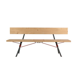 Kampenwand Bench | Benches | Moormann