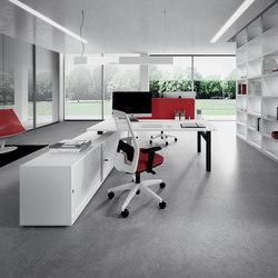 DV803-Nobu 3 | Individual desks | DVO