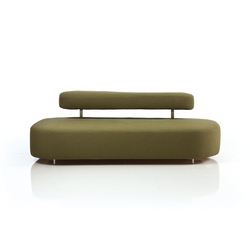 mosspink Sofa flow | Sofás lounge | Brühl