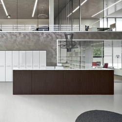 DV703-Qubo 03 | Reception desks | DVO