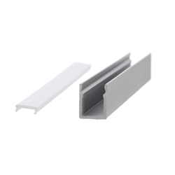 Aluminium Profiles 9.6 x 12.0 mm | LED wall-mounted lights | UNEX