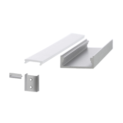 Aluminium Profiles 22.6 x 8.5 mm | LED wall-mounted lights | UNEX
