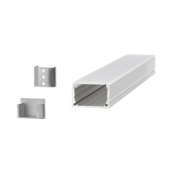 Aluminium Profiles 30.0 x 18.0 mm | LED wall-mounted lights | UNEX