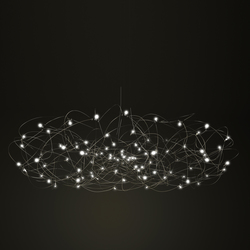 Curled Suspended Lamp | General lighting | Quasar