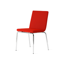 Afternoon S-055 | Visitors chairs / Side chairs | Skandiform