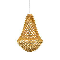 Crown gold | Suspended lights | JSPR