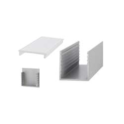 Aluminium Profiles 35.0 x 35.0 mm | LED wall-mounted lights | UNEX