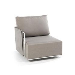 Suite corner module | Garden armchairs | Fischer Möbel