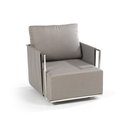 Suite lounge chair | Garden armchairs | Fischer Möbel