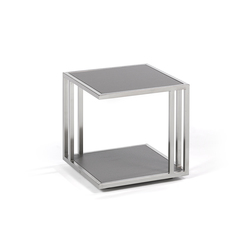 Suite side table | Mesas auxiliares de jardín | Fischer Möbel
