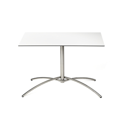 Taku bistro table | Dining tables | Fischer Möbel