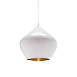 Beat Stout White | General lighting | Tom Dixon