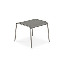 Taku footrest | Taburetes de jardín | Fischer Möbel