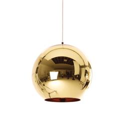 Bronze Copper Pendant | General lighting | Tom Dixon