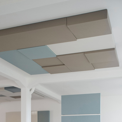 CAS Cube | Acoustic ceiling systems | Carpet Concept