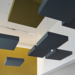CAS Cube | Ceiling systems | Carpet Concept