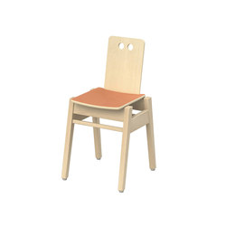 Chair for children low Otto OT300 | Sillas para niños | Woodi