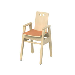 Chair for children low Otto OT302 | Sedie per bambini | Woodi
