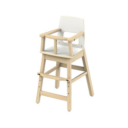 High Chair for children Otto OT454 | Sedie per bambini | Woodi