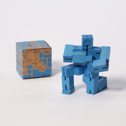 Micro Cubebot | Toys | David Weeks Studio