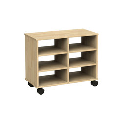 Onni modular cabinet ON32AA | Kids storage | Woodi
