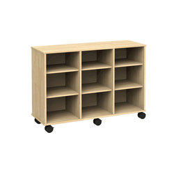 Otto modular cabinet OT63AAA | Kids storage furniture | Woodi