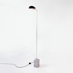 Cement Standing Lamp No 307 | Éclairage général | David Weeks Studio