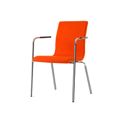 Flex KS-128 | Visitors chairs / Side chairs | Skandiform