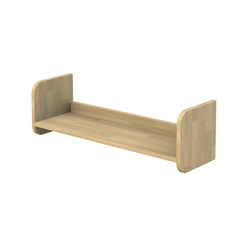 Wall shelf M100 | Kids storage | Woodi