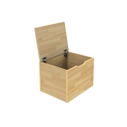 Toy box LE103 | Play furniture | Woodi