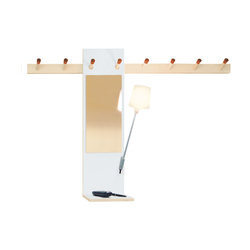 Rechenbeispiel mirror board | Mirrors | Moormann