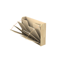 Cardboard stand V145 | Nursery furniture | Woodi