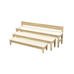 Bench for children SI701A | Bancs pour enfants | Woodi