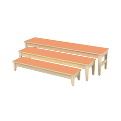 Bench for children SI701B | Panche per bambini | Woodi