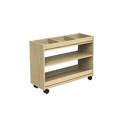 Trolley V120 | Kids storage | Woodi