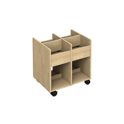 Trolley V126 | Kids storage | Woodi