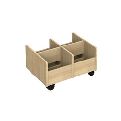 Trolley V128 | Kids storage | Woodi