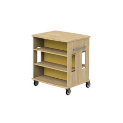 Trolley V150 | Kids storage | Woodi