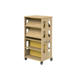 Trolley V156 | Kids storage | Woodi