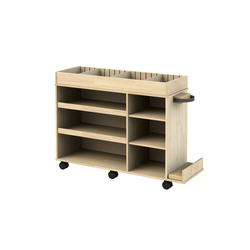 Trolley OTSTV | Kids storage furniture | Woodi